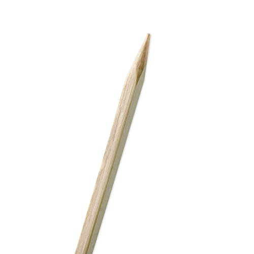 "Perfect Stix Paddle Pick 6-200 6"" Bamboo Paddle Pick Skewers (Pack of 200)"