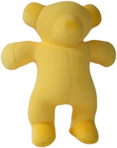 Kissen POOKY Bär gelb, 13847