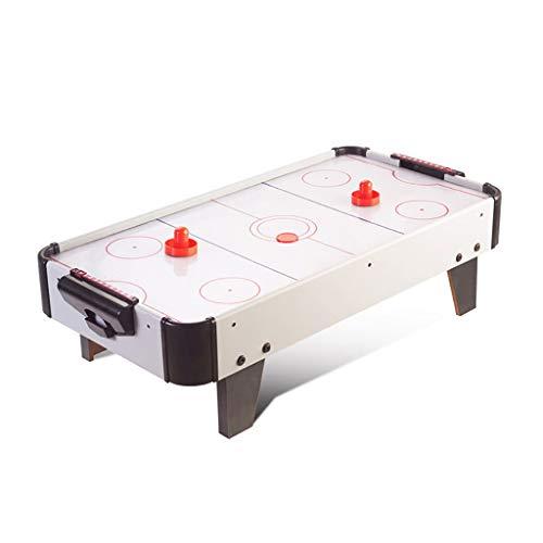 Mesa de hockey de aire eléctrica, juego de mesa de hockey de...