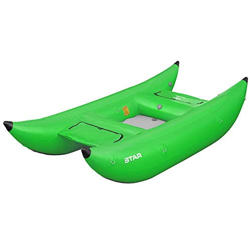 Best Review Of Star Slice 11 Paddle Cataraft-Lime