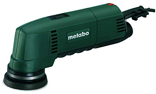 Metabo 3 1/8quot Variable Speed Compact Orbital Disc Sander  5 00010 000 Rpm  20 Amp 600405420 400 Sanders