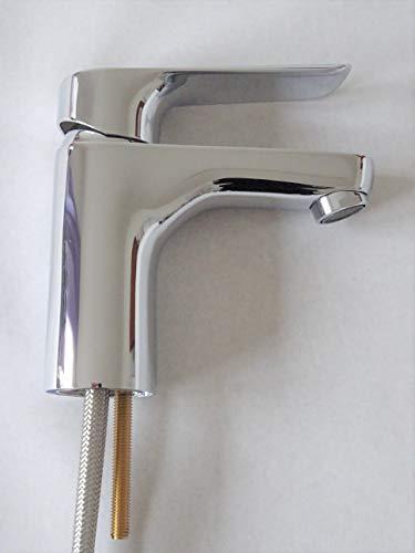 Hansgrohe Waschtischarmatur Einhebelmischer Wasserhahn Logis E 70 chrom 71160000
