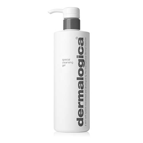 Dermalogica Special Cleansing Gel (16.9 Fl Oz) Gentle-Foaming Face Wash for Women and Men - Leaves Skin Feeling Smooth And Clean