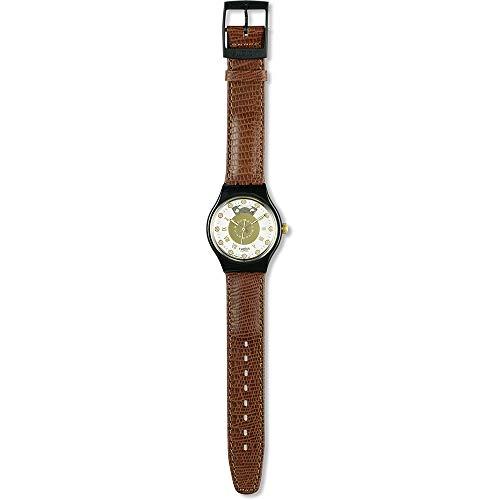 1992–Reloj automático Swatch quinta Avenida sab101