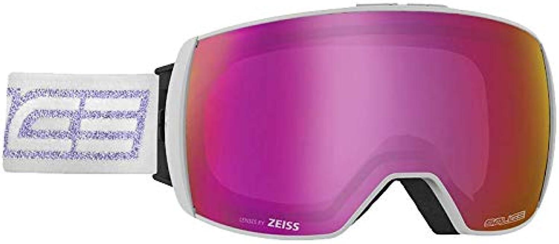 Salice 605DARWF Skibrille SR + Sonar-Linse Sonar-Linse Sonar-Linse Weiß-lilat Unisex Erwachsene, Einheitsgröße B07L692JZG  Wirtschaft 10391a