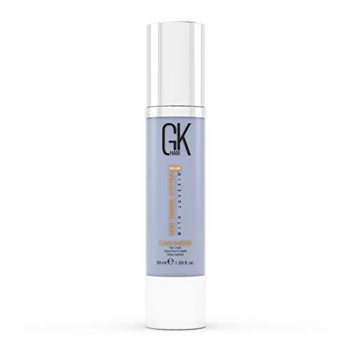 Global Keratin GKhair Cashmere Hair Smoothing Cream (50ml / 1.69 fl. oz) | Tame Frizz Hair Repair | For All Hair Types