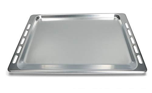 Whirlpool 481241838127 OM Plaque de cuisson en aluminium 445 x 375 mm