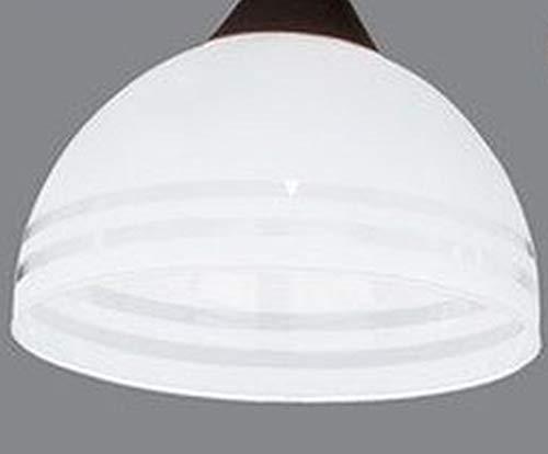 Trio Ersatzglas 92542 Lampenglas für Leuchten Serie 3085, 5982, 6082 Aaron