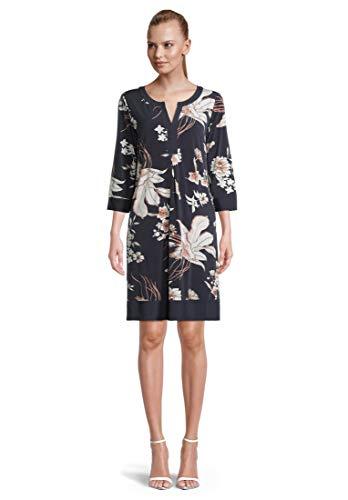 Betty Barclay Shirtkleid Dark Blue-Rosé, 44 Damen