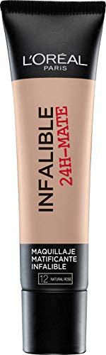 Maquillaje esconder tatuaje L'Oréal Paris 24H