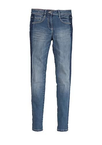 s.Oliver s.Oliver Mädchen 66.902.71.3331 Jeans, Blau (Blue Denim 57z7), 164