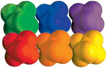 """Sports Health Bombing free shipping 14"""" Max 44% OFF Jumbo Reaction Set 6 Ball Colors of"""