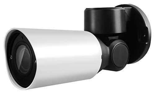 PTZ Pan Tilt Zoom Bullet Security Camera : Motorized Lens & Housing :