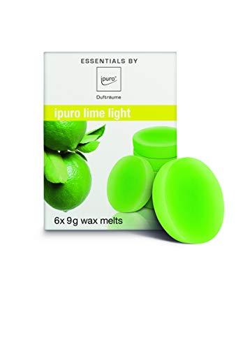 ipuro Essentals wax melt lime light, 9 ml