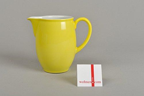 Dibbern Solid Color Sahne- / Milchgießer 0,25 zitrone