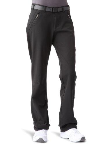 Columbia Maxtrail Pant Pantalon multisport deperlant stretch femme Noir XL