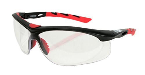 Oregon 572796 gafas de seguridad con protección contra Impact (EN166) y el filtro de luz ultravioleta (en170)
