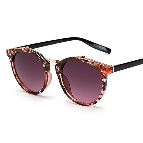 KUNIUO Gafas De Sol De Estilo Estrella con Diseño De Uñas De Arroz para Mujer, Gafas De Sol De Gran Tamaño, Gafas De Sol Vintage para Exteriores, Gafas De Sol-C8