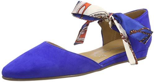 Tamaris Damen 1-1-24230-32 838 Slipper Blau (Royal 838), 39 EU