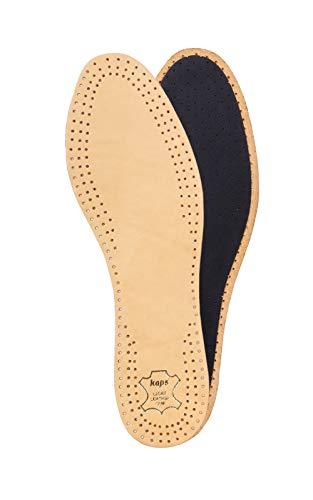 Kaps Extra Leather Plantillas Zapatos primera Tintes