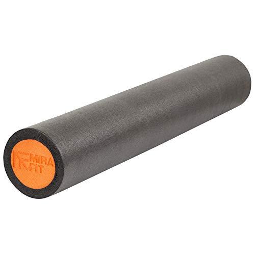 Mirafit EPE Foam Roller - 91 cm - Yoga/Pilate/Exercise Workout Roller