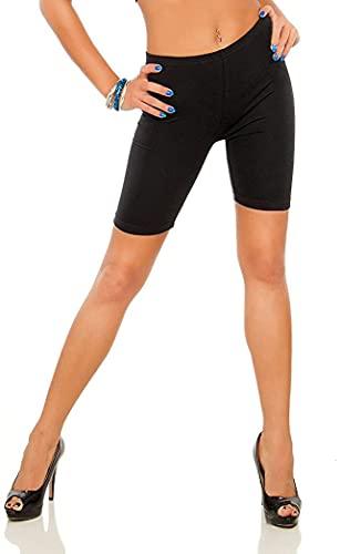 EASY BUYY Katoenen leggings Over-Knee Shorts voor vrouwen Actieve Sport Dance Casual Yoga Fietsbroek