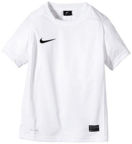 Nike Jungen Kurzarm Trikot Park VI, White/Black, XS