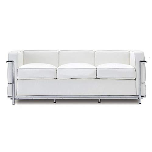 Le Corbusier LC2 Petit Comfort Sofá (3 plazas)