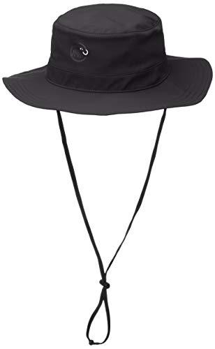 Mammut Runbold Hat Chapeau Mixte Adulte, Phantom, FR : L (Taille Fabricant : L)
