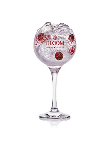 Bloom London Dry Gin Balloon Glass