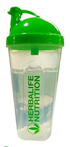 Herbalife Plastic Hln Improved White Shaker Cup Individual (Single) 400 ml