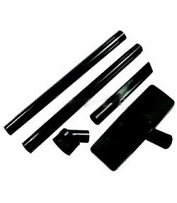 Radvac 32mm Kit d'outils, y compris 2x tiges Rallonge 1x Suceur plat 1x Brosse 1x et 1x Outil Sol Principal Convient pour sols durs et moquettes. Compatible avec tous les aspirateurs avec un Tige 32mm