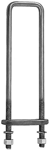 Buyers Products UB623518 U-Bolt Kit (U-Bolt Kit 18In,(4 Ea))