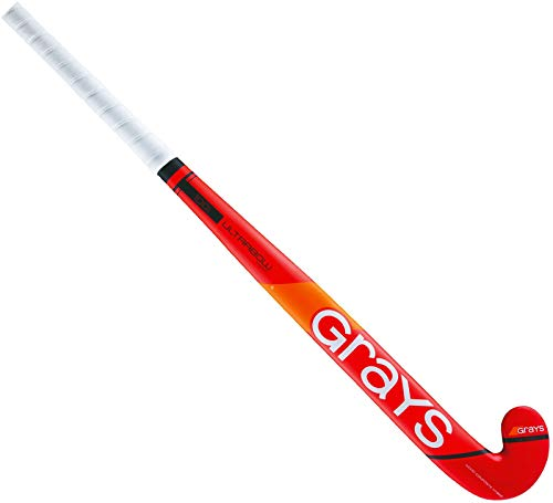GRAYS 1066286 100i Indoor Field Hockey Stick Size: 30In Red/Black