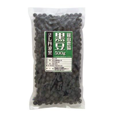 国産(丹波篠山) 2L大玉丹波黒豆 500g