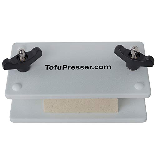 The Original Simple Tofu Press by TofuPresser | The Easiest Way to Remove Water From Your Tofu
