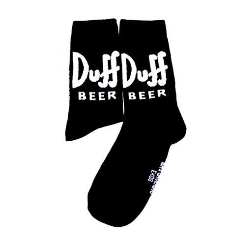 Socken Homer Duff Beer
