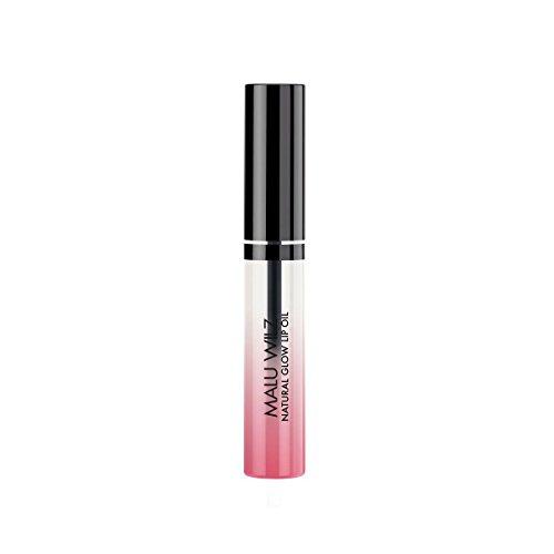 Malu Wilz Kosmetik Natural Glow Lip Oil Limitierte Edition