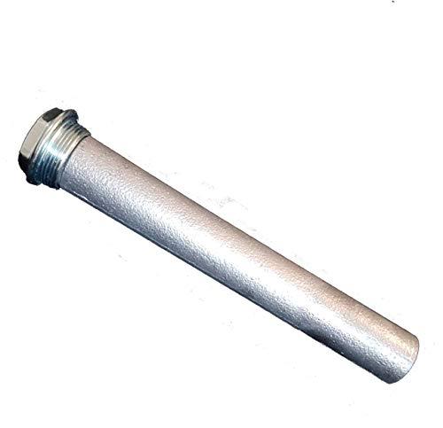 280 x 40 mm Magnesiumanode - Korrosionsschutz für unsere emaillierten Solarspeicher - Warmwasserspeicher bis 300 Liter