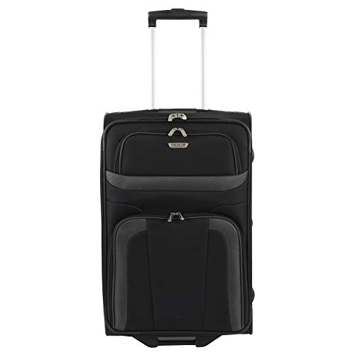 Travelite Orlando 2-Rollen-Trolley M 63 cm black