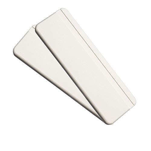 速乾 珪藻土 トレー 石鹸置き 吸水 消臭 歯ブラシスタンド コースター( 2枚セット) (ホワイト)