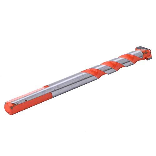 Broca resistente para taladro sin llave, herramientas manuales de carburo de metal duro hecho para madera Hormigón pared agujero apertura 12 mm