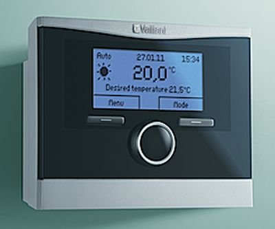Vaillant calorMATIC 470 - thermostaat