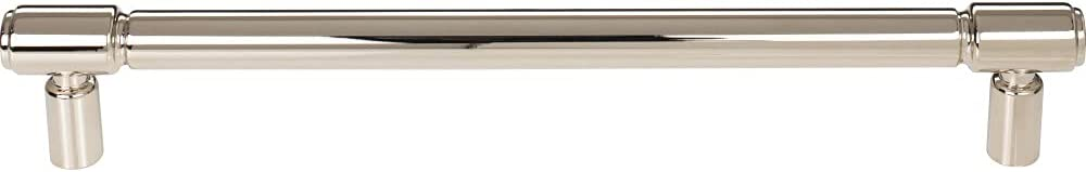 Clarence Appliance Free shipping / New Pull 18 c-c Inch Polished Nickel Cheap mail order sales