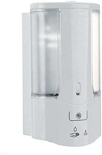 Dispensador De Jabón Líquido De 450 Ml Dispensador Automático De Jabón De Manos Libres Dispensador De Champú De Baño De Plástico