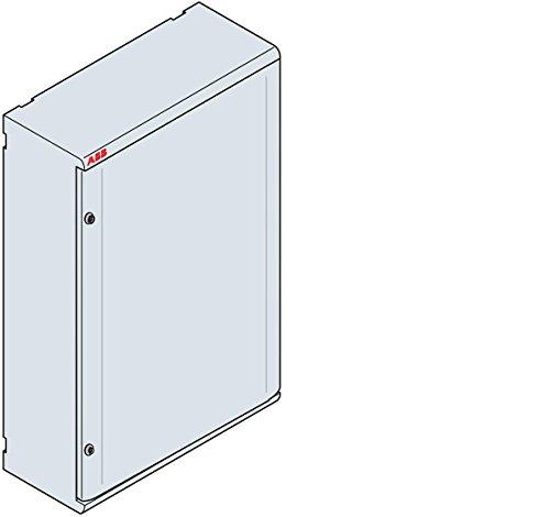 Abb-entrelec - Armario gemini ip66 sin puerta tamano 2