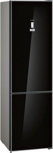 Siemens KG39FSB45 Independiente 343L A+++ Negro nevera y congelador - Frigorífico (343 L, SN-T, 14 kg/24h, A+++, Compartimiento de zona fresca, Negro)