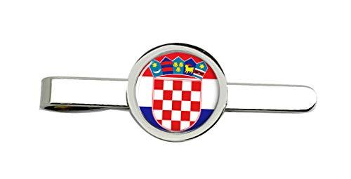 Giftshop UK Kroatien Krawatte Clip