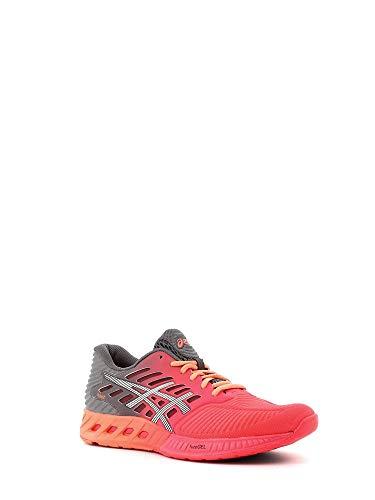 Asics ? Zapatillas de gimnasia mujer Fuzex DivaPink/White/Carbon 34