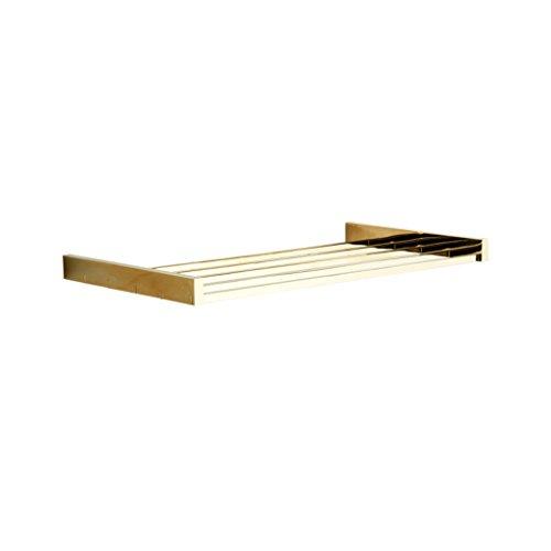 Toallero Toallero de cobre esmalte baño hardware colgante baño estante Toalleros de barra